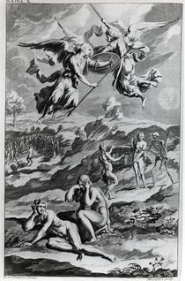 Adam and Eve after the Fall by John Baptist de Medina