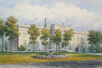 St. Thomas's Hospital, Southwark by Thomas Hosmer Shepherd