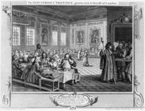 The Industrious 'Prentice Grown Rich by William Hogarth