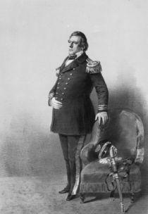 Commodore Matthew Calbraith Perry by American Photographer