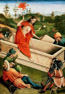 The Resurrection, 1456 von Johann Koerbecke