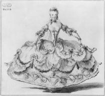 Mademoiselle Marie Salle von Louis Rene Boquet