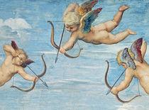 The Triumph of Galatea, 1512-14 von Raphael