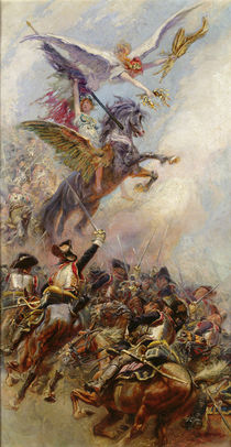 Victory, 1905 von Jean-Baptiste Edouard Detaille