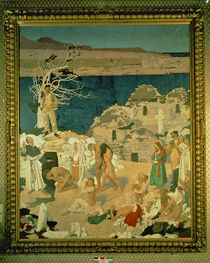 The Holy Well, 1916 by William Orpen