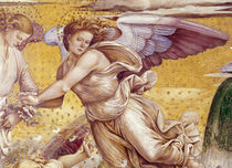 Detail of the Elect in Paradise by Luca Signorelli