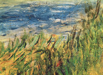 The Banks of the Seine at Champrosay von Pierre-Auguste Renoir