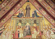Allegory of Obedience, c.1330 by Giotto di Bondone