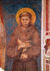 St. Francis by Cimabue