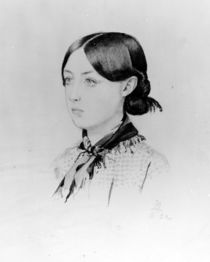 Ann Lynn, 1852 by John Everett Millais