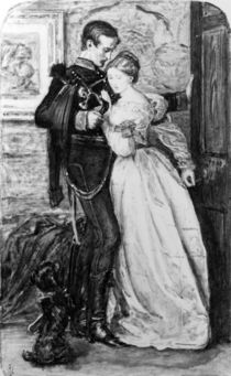 The Black Brunswicker, c.1865 von John Everett Millais