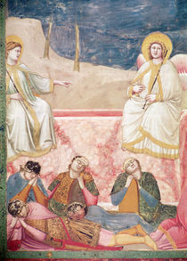Noli Me Tangere, or the Apparition of Christ to Mary Magdalene by Giotto di Bondone