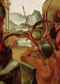 The Martyrdom of St. Sebastian by Luca Signorelli