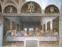 The Last Supper, 1495-97