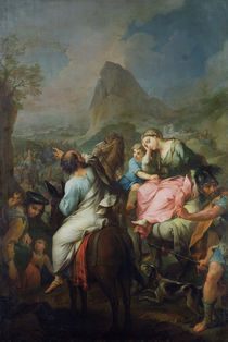 Captivity of the Israelites by Pierre Parrocel