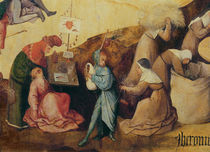 The tooth puller, the bagpipe player and the wood collectors by Hieronymus Bosch