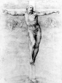 Christ on the Cross von Michelangelo Buonarroti