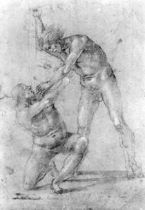 Study for the Massacre of the Innocents by Luca Signorelli