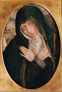 Virgin of Sorrows by Quentin Massys or Metsys
