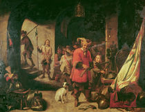 Arms Depot, 1667 von David the Younger Teniers