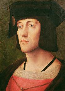 Portrait of a Knight of the Golden Fleece by Flemish School