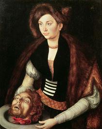 Salomé by Lucas, the Elder Cranach