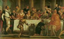 The Wedding at Cana by Veronese