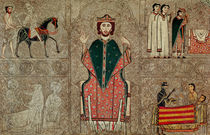 Altar frontal from the Church of Saint Martin by Ribagorça Workshop Johannes Pintor