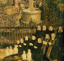 The Vineyard of the Lord, 1569 by Lucas the Younger Cranach
