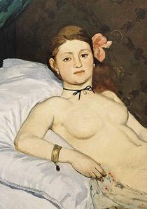 Olympia, 1863 von Edouard Manet