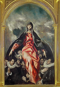 The Virgin of Charity, 1603-05 by El Greco