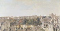 View of Paris from the Belvedere of M. Fornelle by Louis-Nicolas de Lespinasse