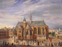 Pilgrimage to Notre-Dame de Boulogne von A. Duchaine
