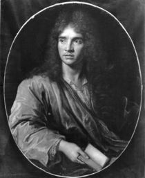 Molière von Pierre Mignard