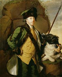 Portrait of John Whetham of Kirklington von Joseph Wright of Derby