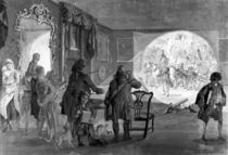 The Magic Lantern, 1730-1809 von Paul Sandby