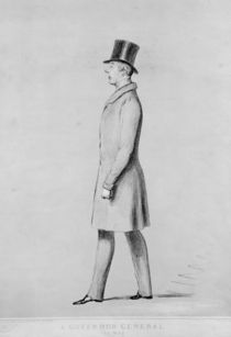 A Governor General, 1842 by John Doyle