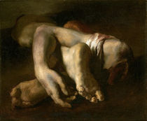 Study of Feet and Hands, c.1818-19 by Theodore Gericault