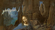 The Virgin of the Rocks , c.1508