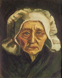 Head of a Dutch Peasant von Vincent Van Gogh