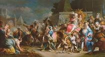 The Triumph by Nicola Bertucci