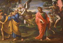 The Parting of St. Peter and St. Paul von Francois Perrier