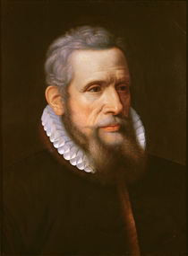 Portrait of a Man, known as Portrait of Pierre Charron von Frans II Pourbus