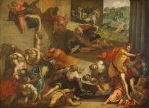 Massacre of the Innocents von Jacopo Robusti Tintoretto