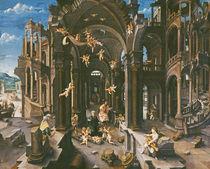 Adoration of the Shepherds by Jean de Gourmont