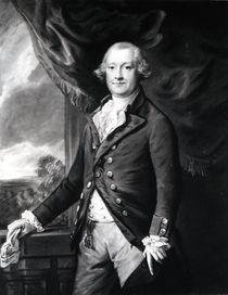 Edward Smith Stanley, 12th Earl of Derby by Thomas Gainsborough