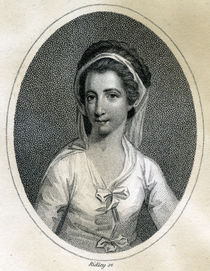 Miss Parsons, 1805 von English School