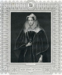 Mary Queen of Scots, 19th Century von English School