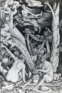 The Witches at the Sabbath von Hans Baldung Grien