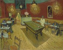 The Night Cafe, 1888 von Vincent Van Gogh